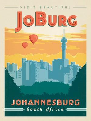 South Africa: Johannesburg