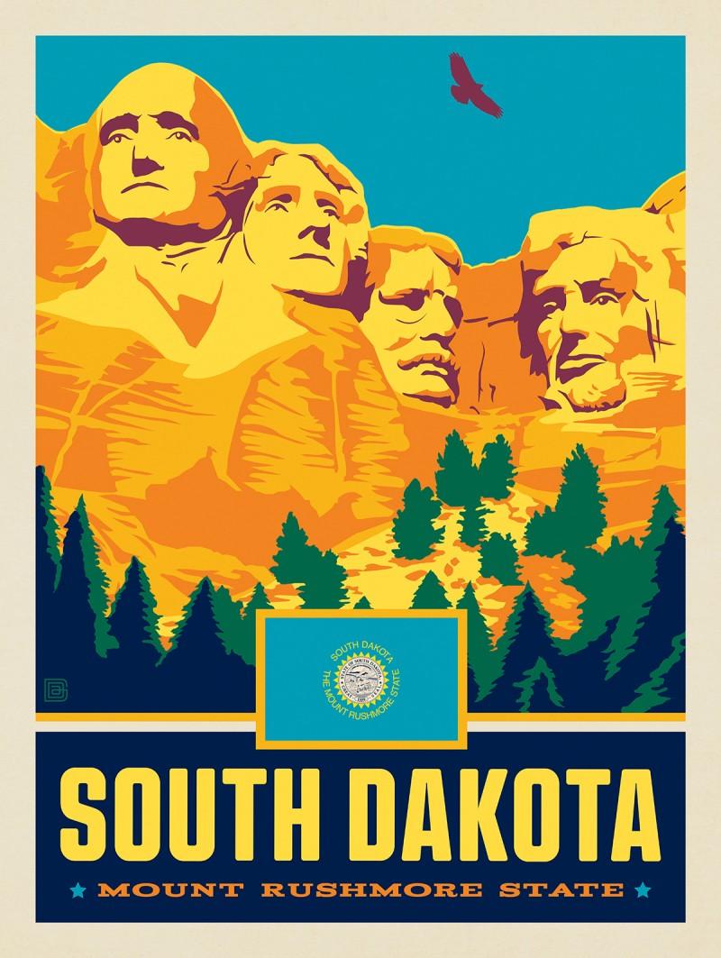 South Dakota State Pride