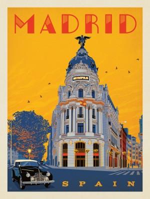 Spain: Madrid Metropolis