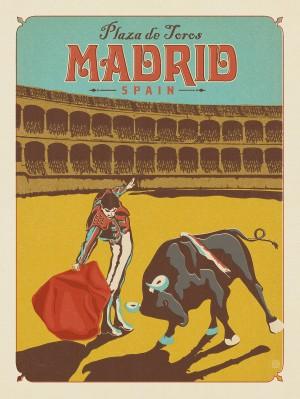 Spain: Madrid