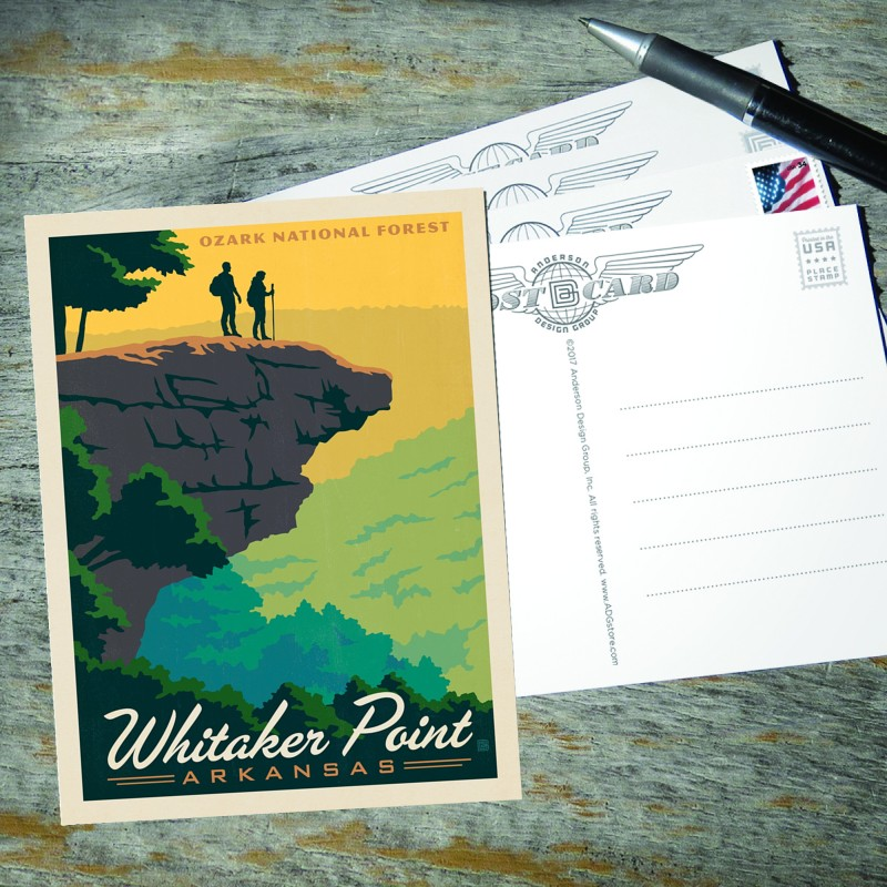 Anderson Design Group American Travel Whitaker Point Arkansas