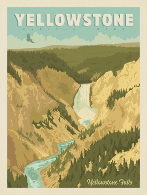 Yellowstone National Park: Grand Canyon of the Yellowstone
