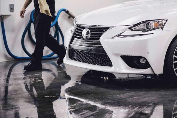 Lexus Services - Detailing 5