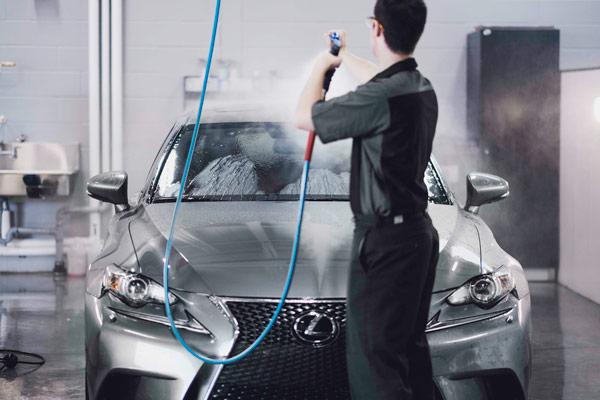 Lexus Services - Detailing 6