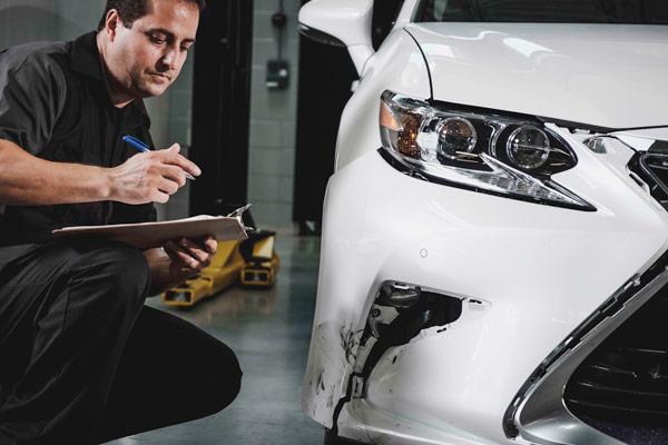 Lexus Services - Collision 1