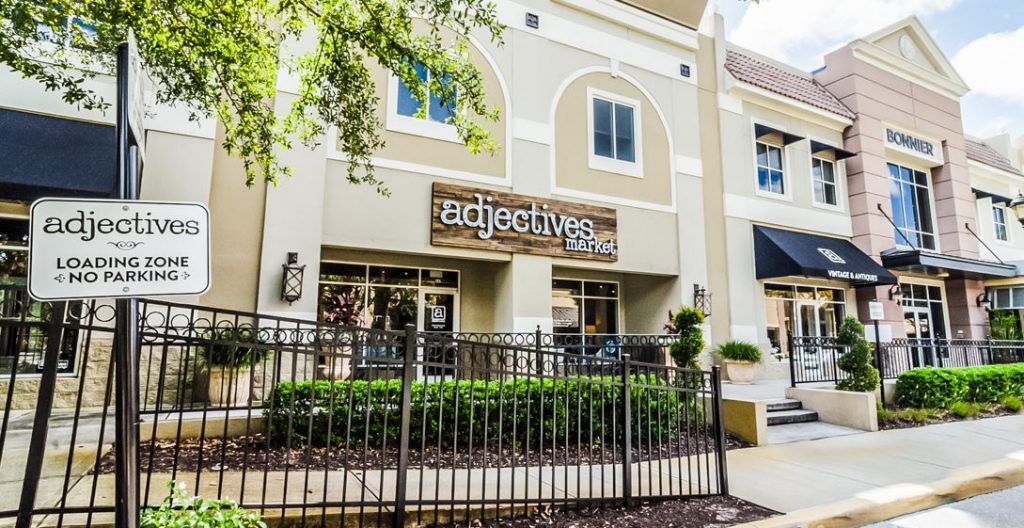 Adjectives Market Locations Winter Park Florida