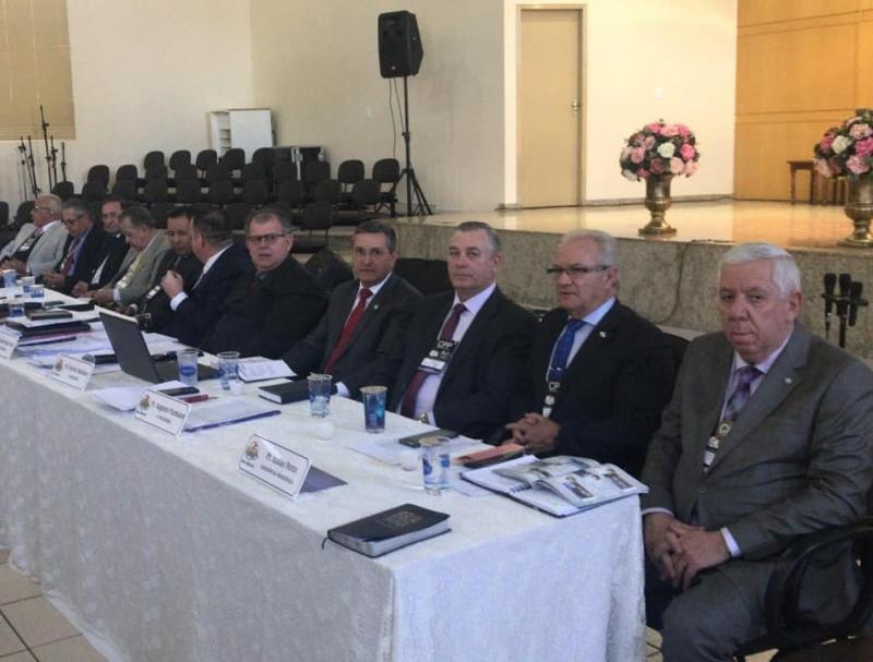 CIEADEP-Convenção das Igrejas Evangélicas Assembleias de Deus no Estado do Paraná