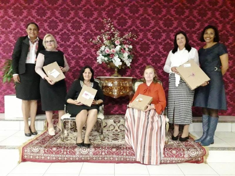 UEMADEPAR-União das Esposas de Ministros Evangélicos das Assembleias de Deus no Estado do Paraná