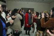Homenagem das Esposas de Dirigentes de Congregação para Irmã Iolete Ferreira pelo seu Aniversário