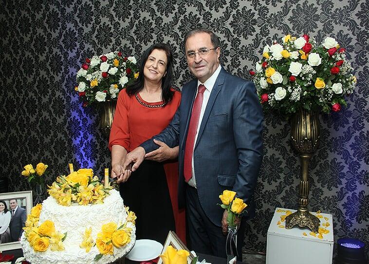 Culto Ações de Graças Aniversário Presidente Pr. Antonio e Irª. Iolete