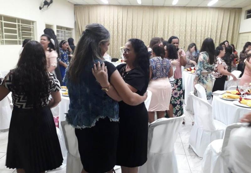Mulher Virtuosa - Encontro de Esposas de Pastores Dirigentes de Congregações e Líderes