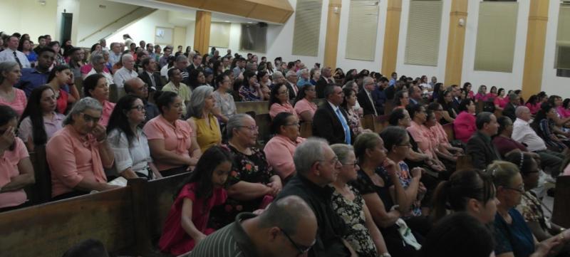 Congresso do Círculo de Oração - Sede