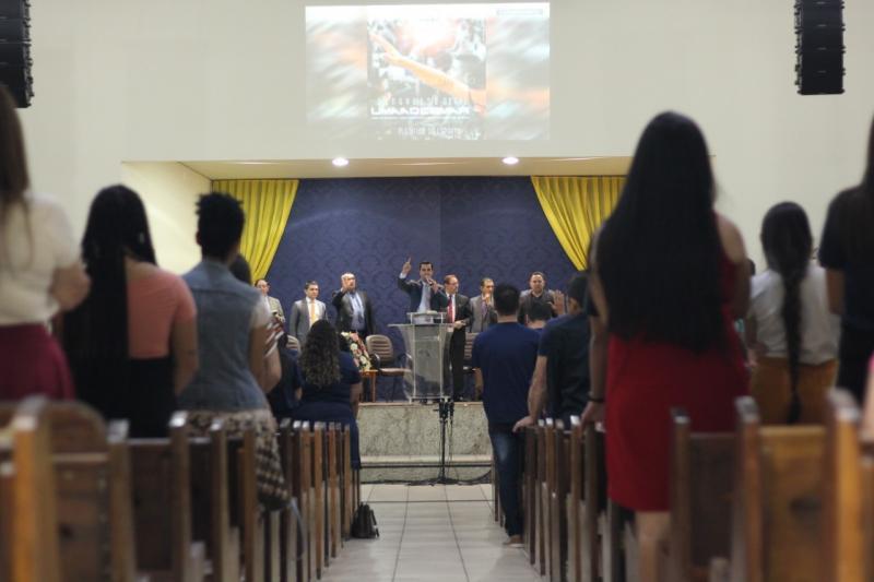 Congresso dos Jovens do Campo Eclesiástico de Maringá