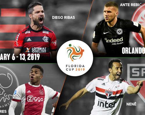 Florida Cup to Welcome Brazilian Powerhouse Flamengo and