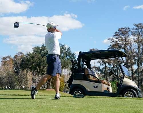 Rubinho Barrichello é o campeão de torneio de Golfe da Florida Cup -  Florida Cup 2020