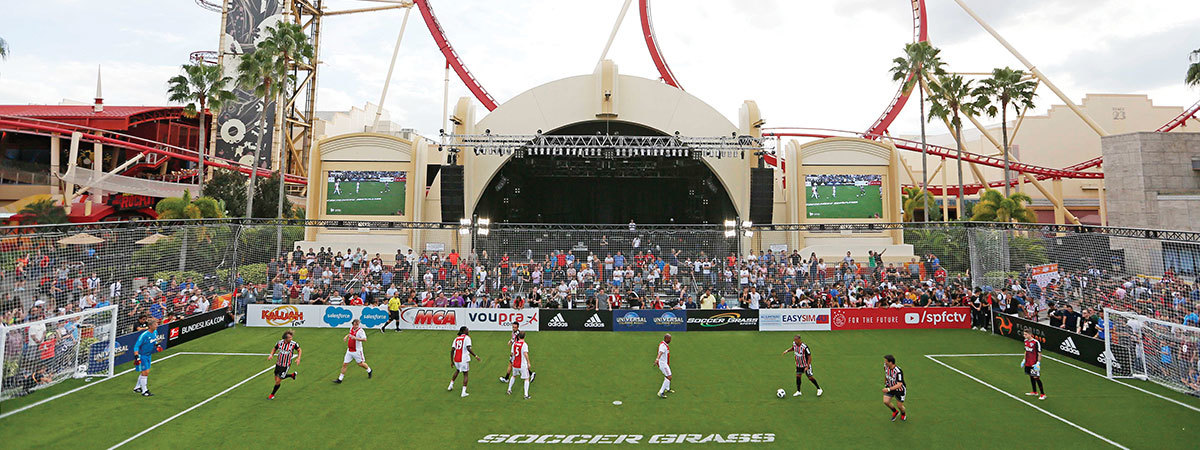Florida Cup Arena at Universal Studios Florida