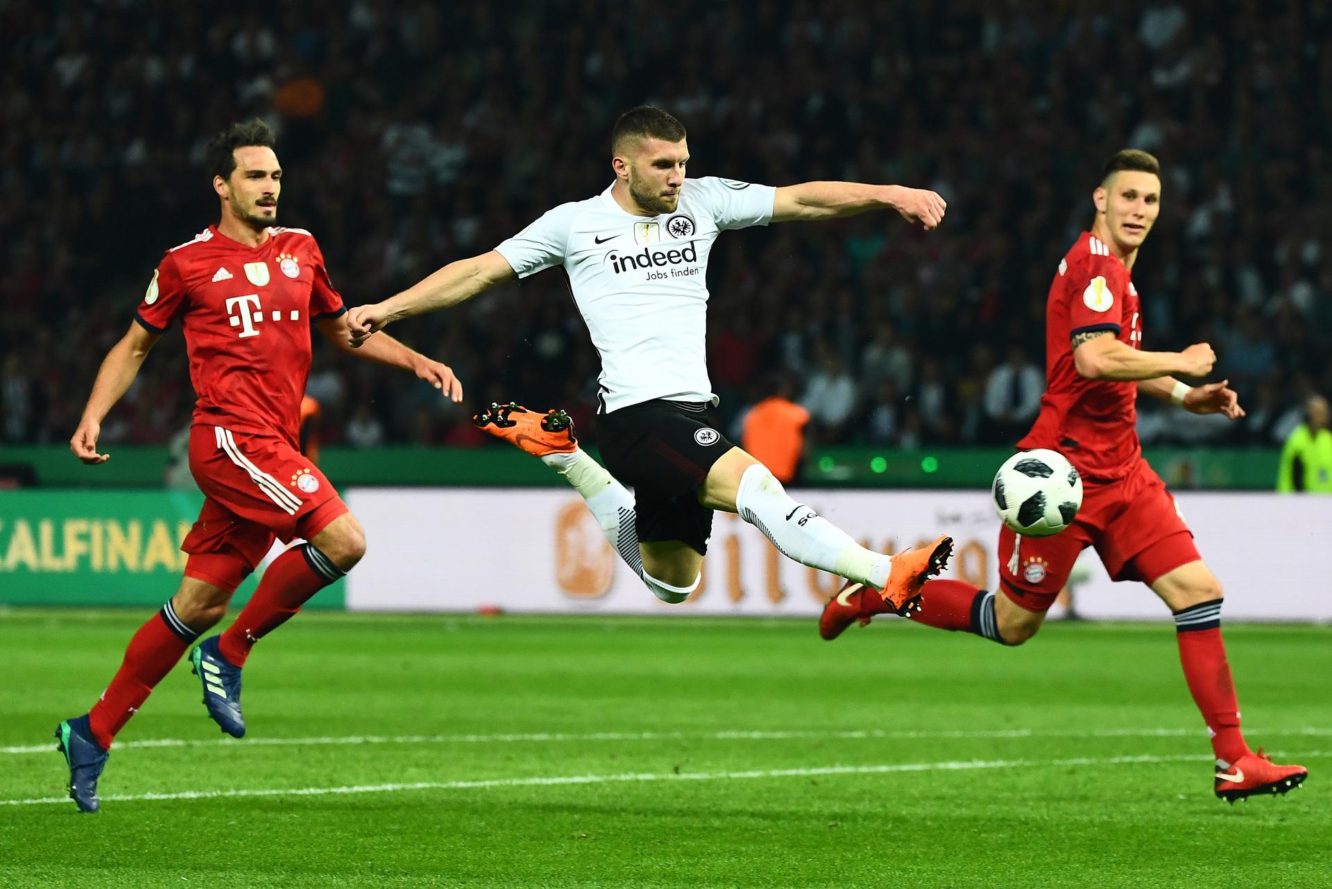 Standard LГјttich Eintracht Frankfurt