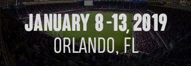 January 8 - 13, 2019 | Orlando, FL