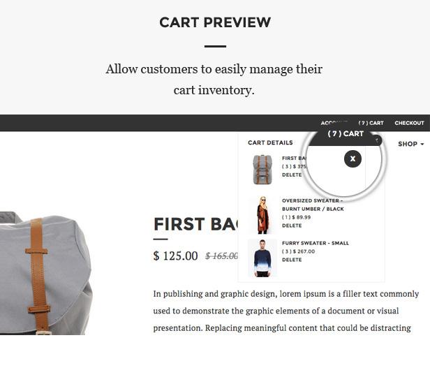 Santo - Responsive Shopify Theme