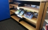 So Many Empty Shelves!