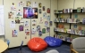 """Our """"Maker"""" Book Wall - Inspiring kids to build, tinker, explore, and create"""