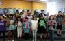 Grade 3 class loves reading!