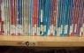 Shelf of older books
