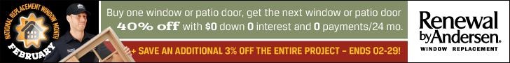Special Offer Window and Patio Door