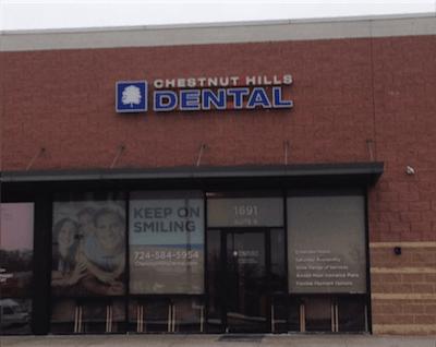Chestnut Hills Dental Cranberry Commons