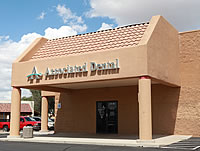 Associated Dental Care Tucson W Ina