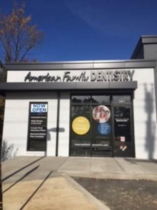 American Family Dentistry Memphis Poplar