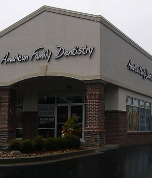 American Family Dentistry Parkside