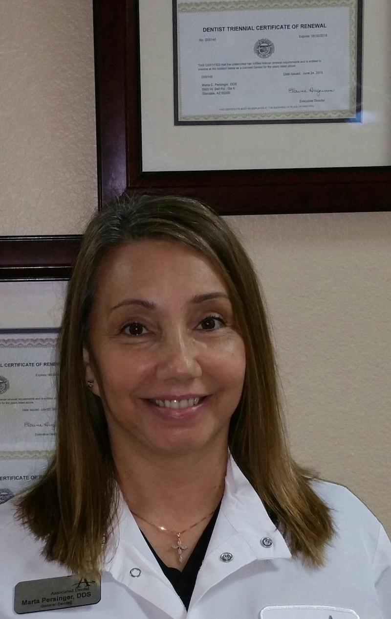 Marta C. Persinger, DDS