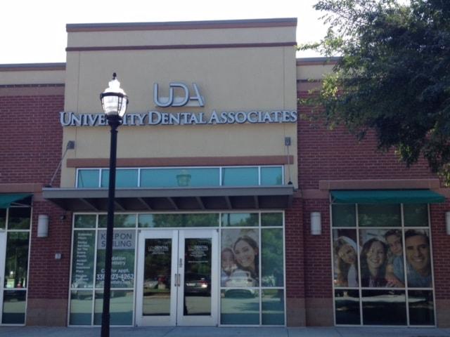 University Dental Associates Village Link