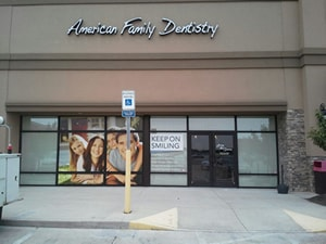 American Family Dentistry Mountain Grove
