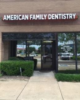 Local Dentist Kirby Rd Memphis TN | American Family Dentistry