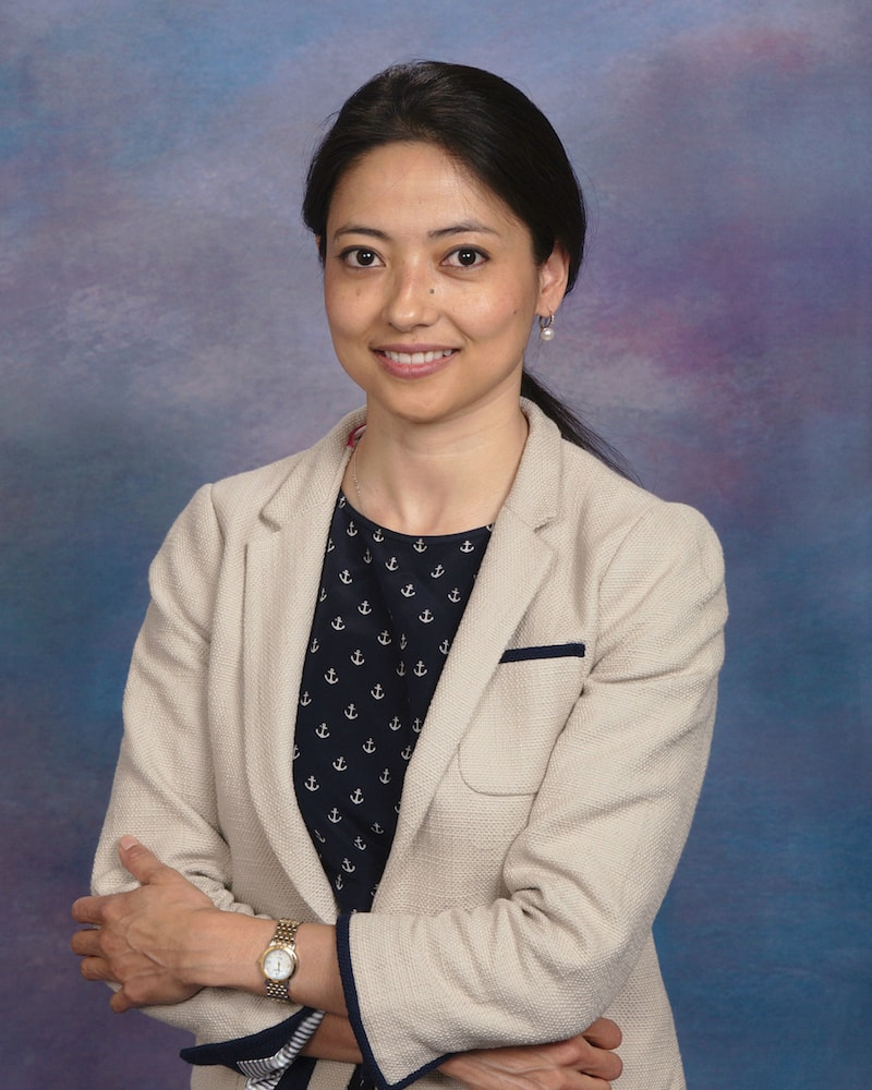 Elena Sangachhe, DDS