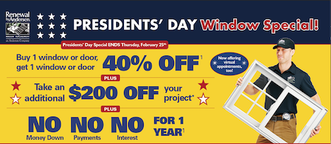 Special Offers Windows