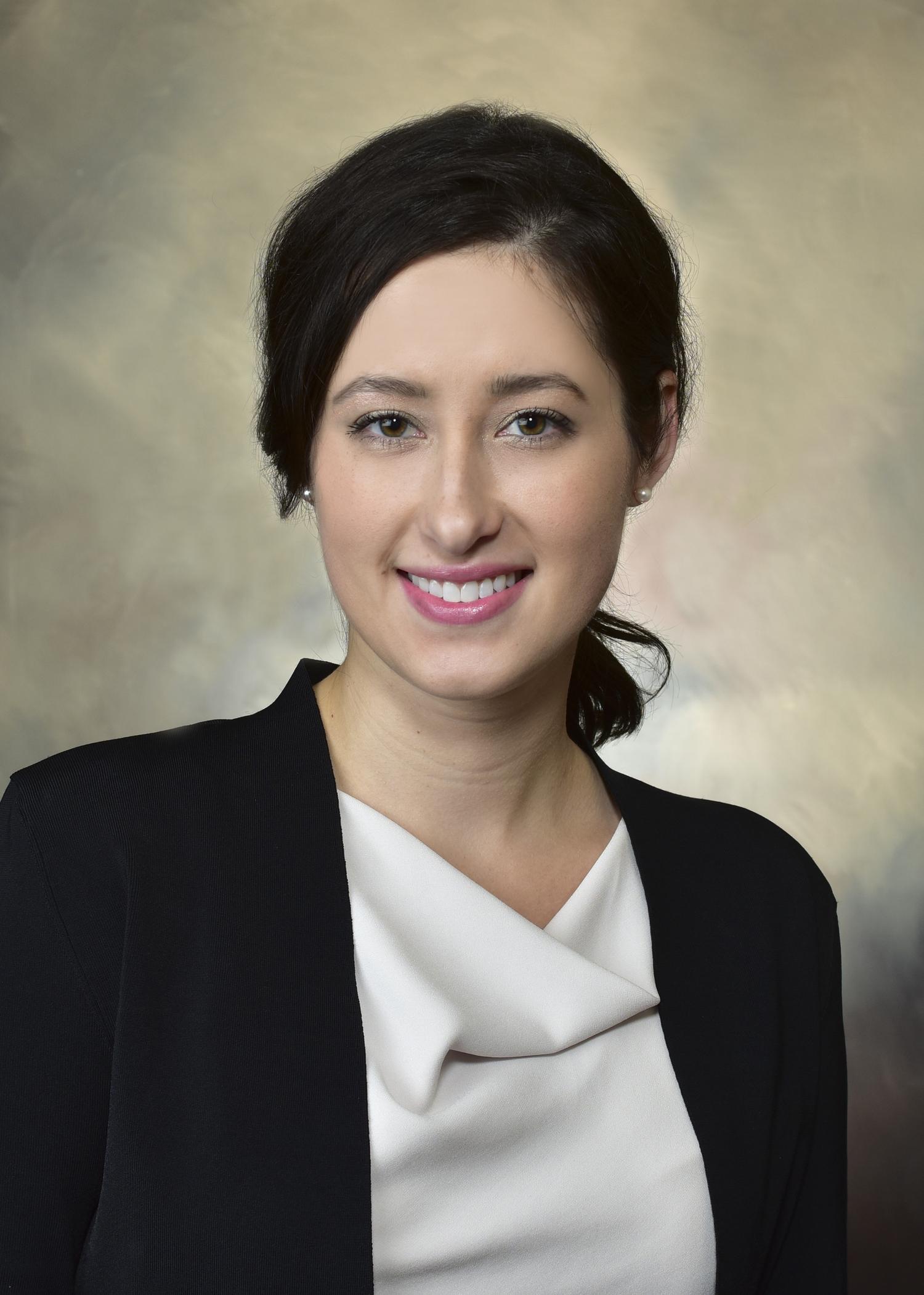 Dr. Danielle DeMorrow