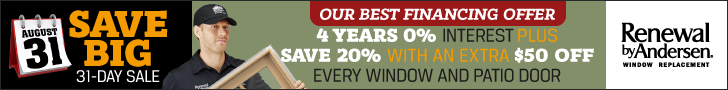Special Offer Window and Patio Door