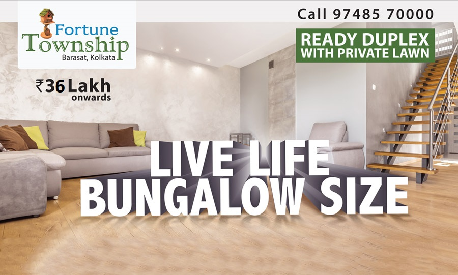 5 Advantages of Living in Duplex Flats with Fortune Township