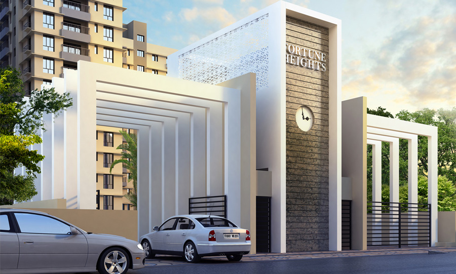 Explore a Luxurious Lifestyle with Fortune Heights in North Kolkata