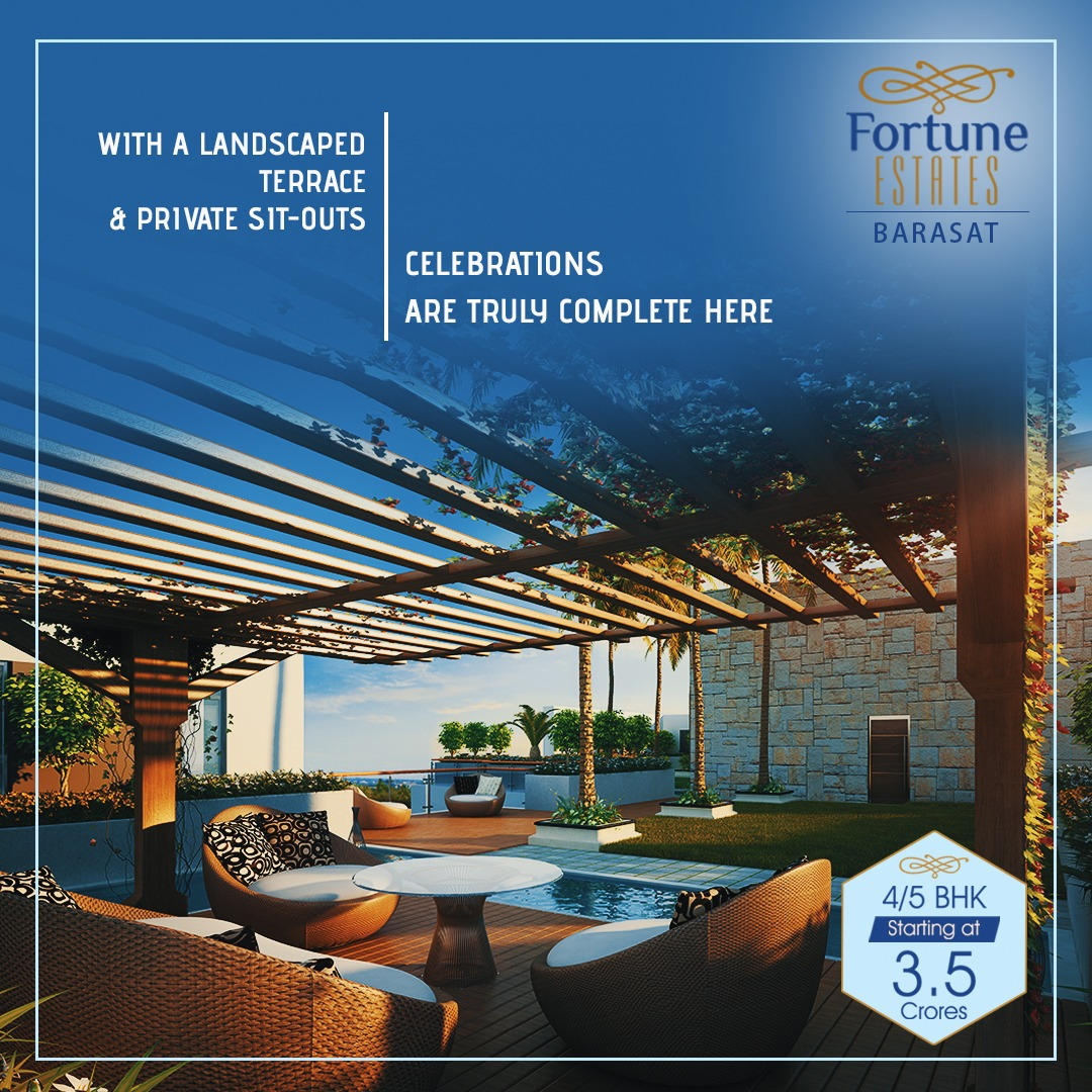 Fortune Estates: Your Key to a Distinguished Lifestyle in Kolkata