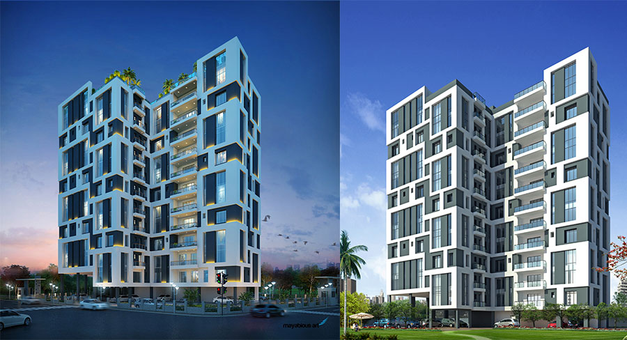 Fortune Estate- a Great Option for Home Buyers to choose Flats in South Kolkata