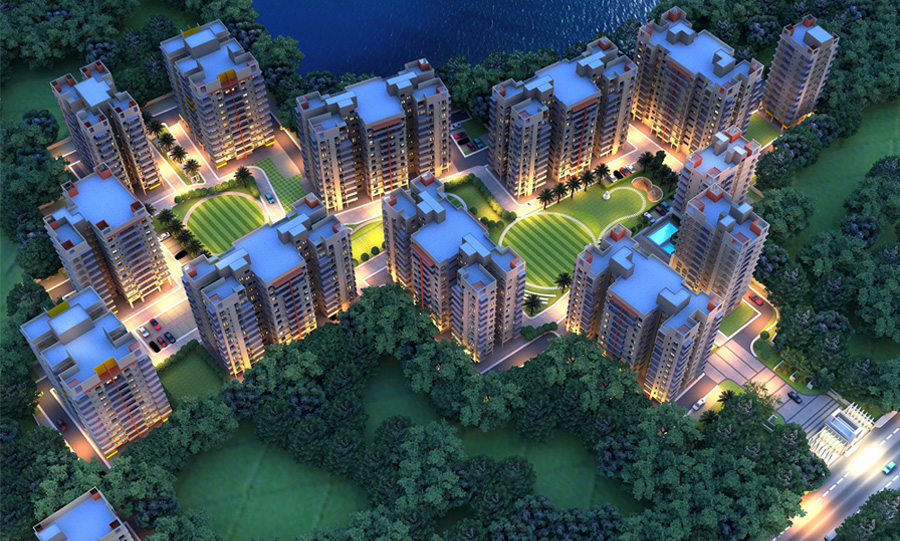 Looking For Your Dream Accommodation In North Kolkata? We Offer You Affordable Flats On The Heart Of Green Environment In Barasat