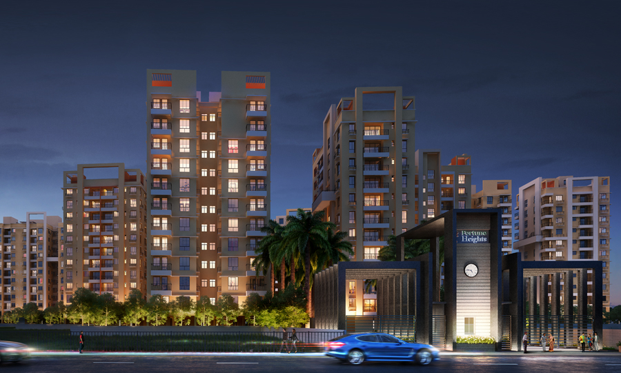 Haven't Booked an Apartment Yet? Choose Fortune Heights and Its Flats in Barasat