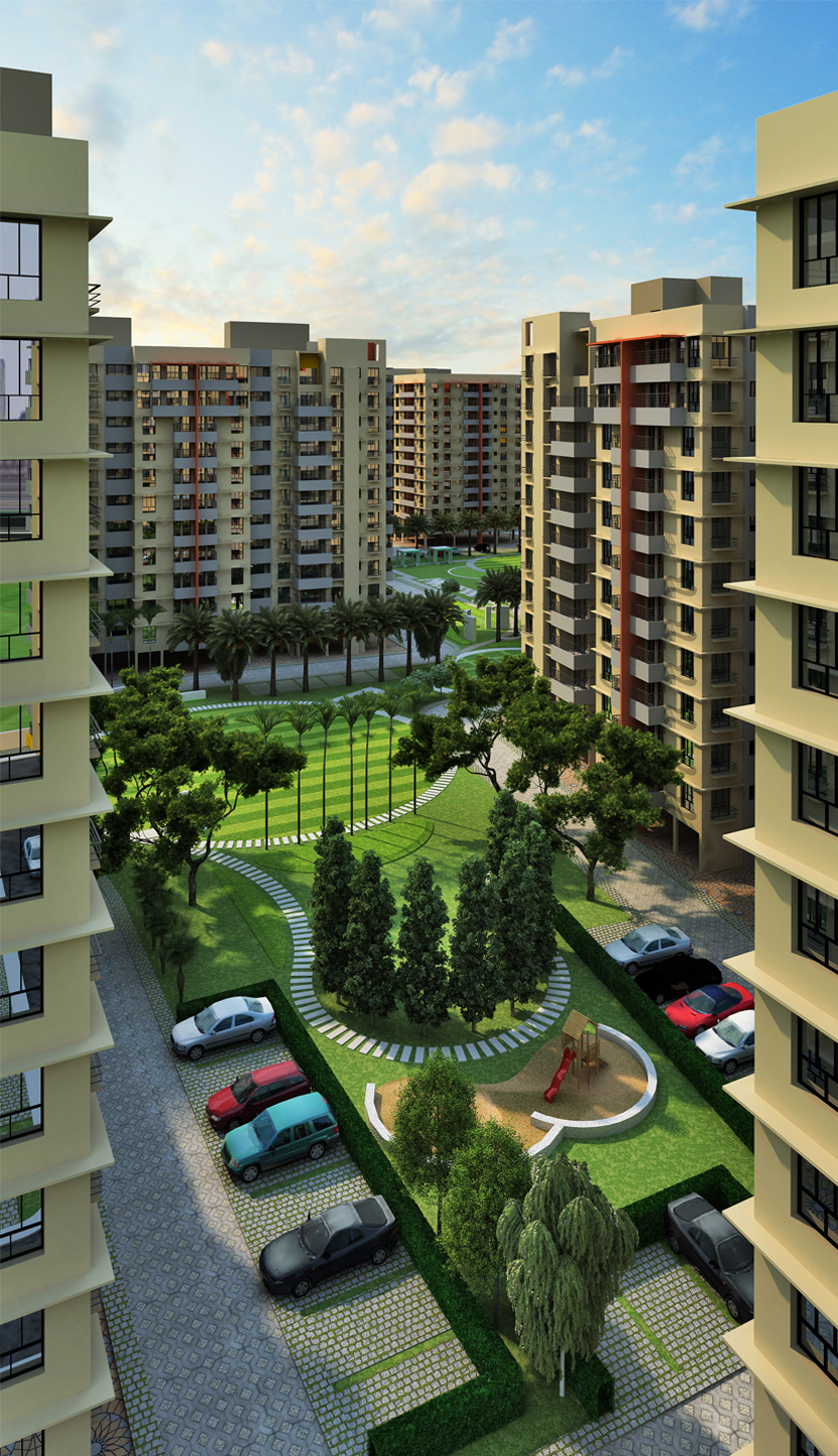 Do you require an ideal accommodation in fast-growing north Kolkata? just choose from the 2 or 3 bhk flats of fortune realty and enjoy your life