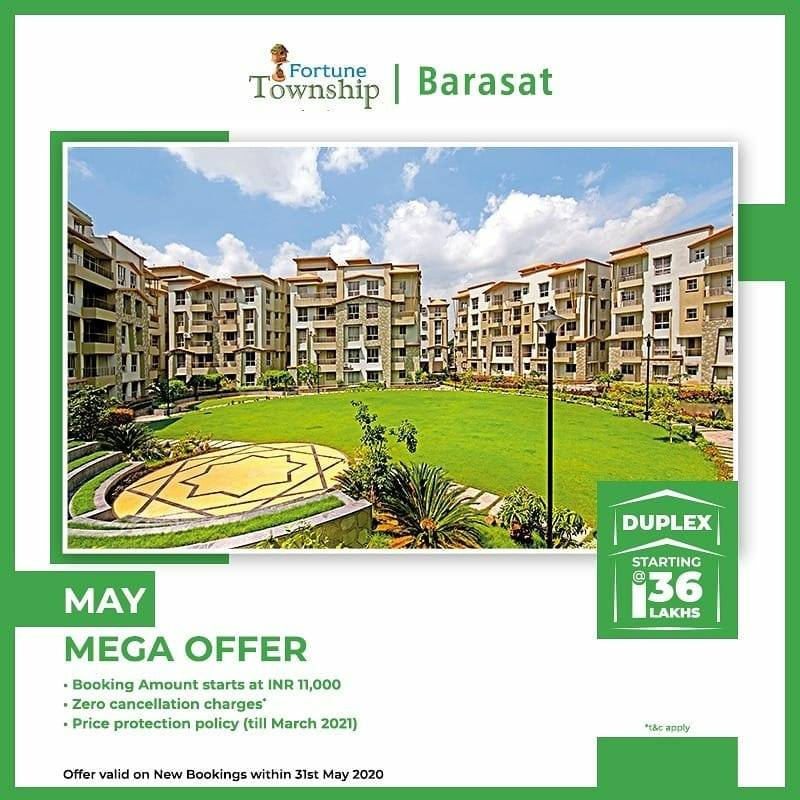 Avail the June Mega Offer and Book Your New Home With Fortune Realty