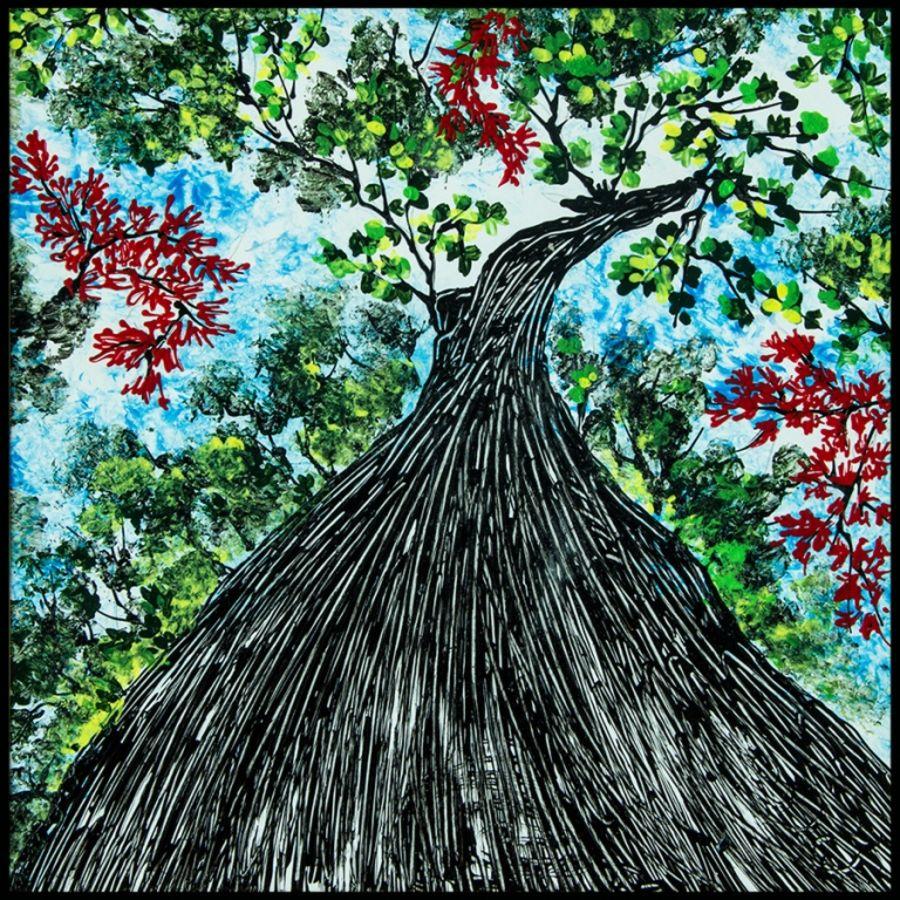 Beautiful Tree size - 15x15In