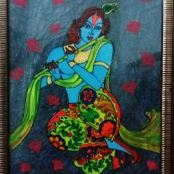Krishna size - 11x13In - 11x13